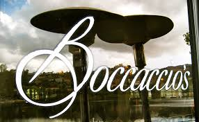 BOCCACCIOS LOGO